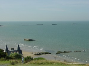 breakwater_Normandy